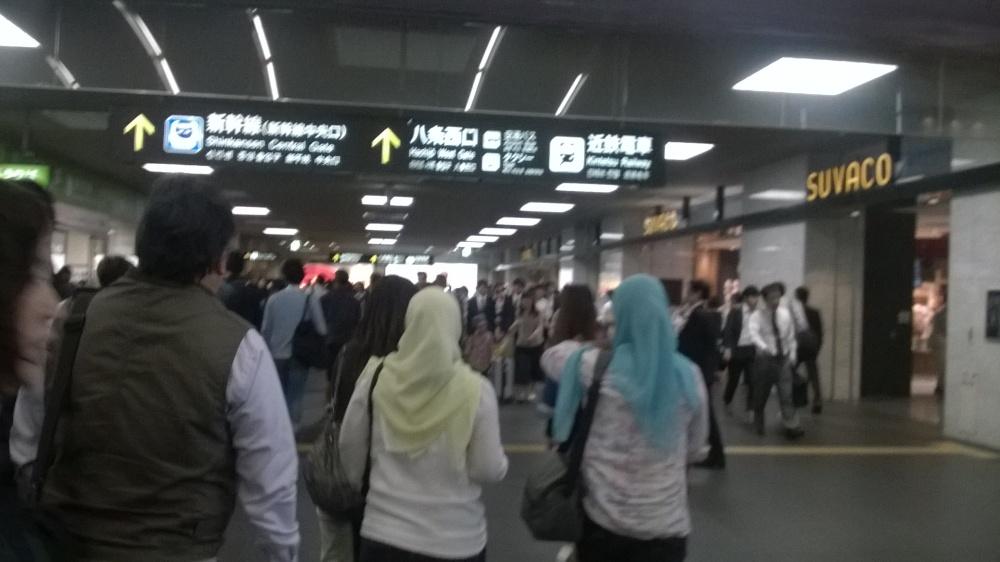 Jepang: Bagaimana Transportasi Mempengaruhi Perikehidupan (1/6)