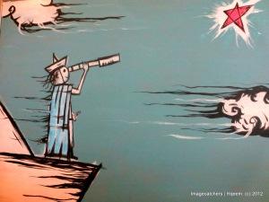 Perahu Kertas - Artwork