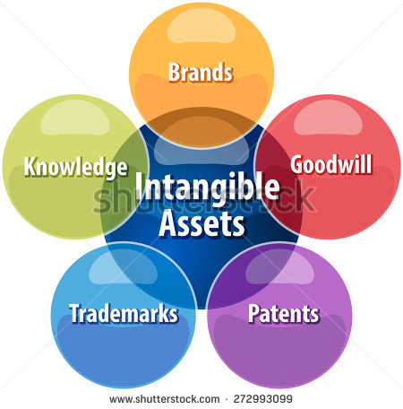 stock-vector-business-strategy-concept-infographic-diagram-illustration-of-intangible-assets-types-vector-272993099